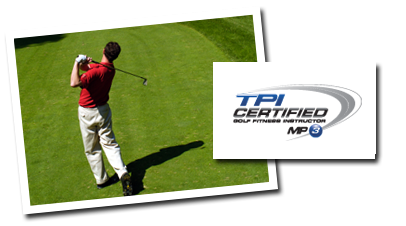 TPI Certified Golf Instruction